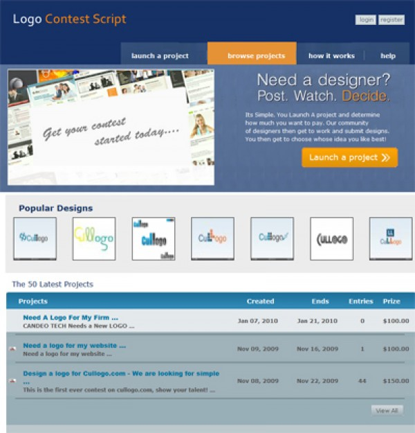 http://seabirdscripts.com/99designs.html website snapshot