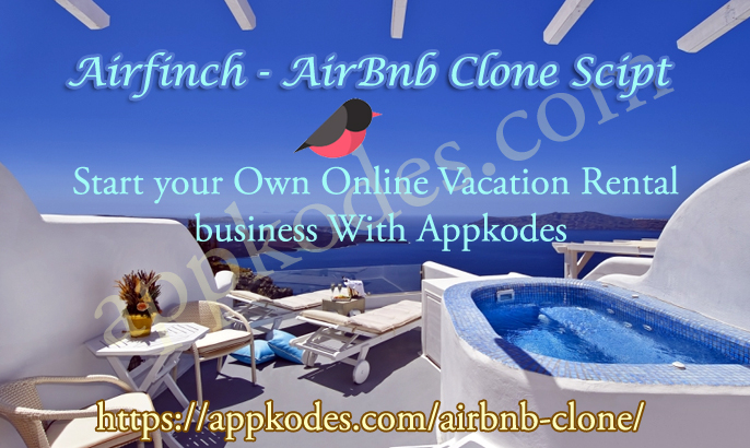 https://appkodes.com/airbnb-clone/ website snapshot