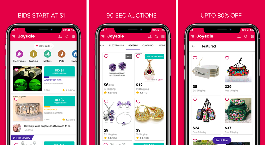 https://appkodes.com/letgo-clone/ website snapshot