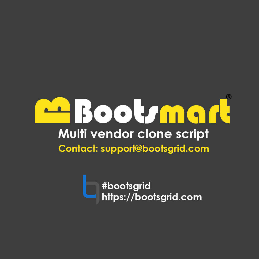 https://bootsgrid.com/bootsmart-multivendor-script/ website snapshot