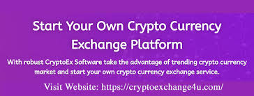 https://cryptoexchange4u.com/ website snapshot