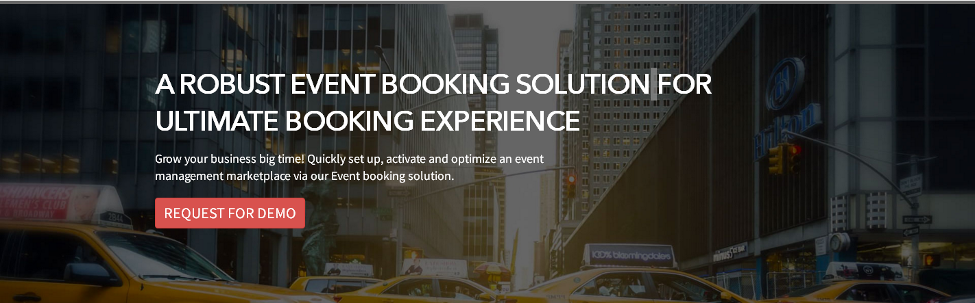 https://www.agriya.com/solutions/event-booking-solution website snapshot