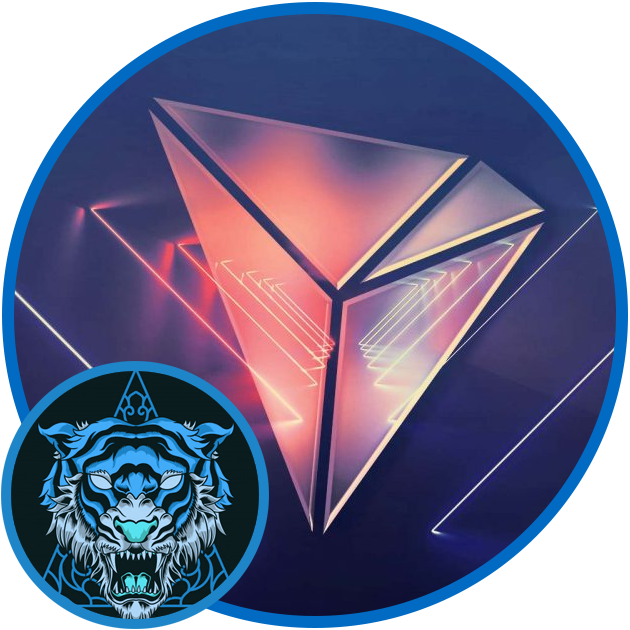 https://www.appdupe.com/tron-smart-contract-mlm-software website snapshot