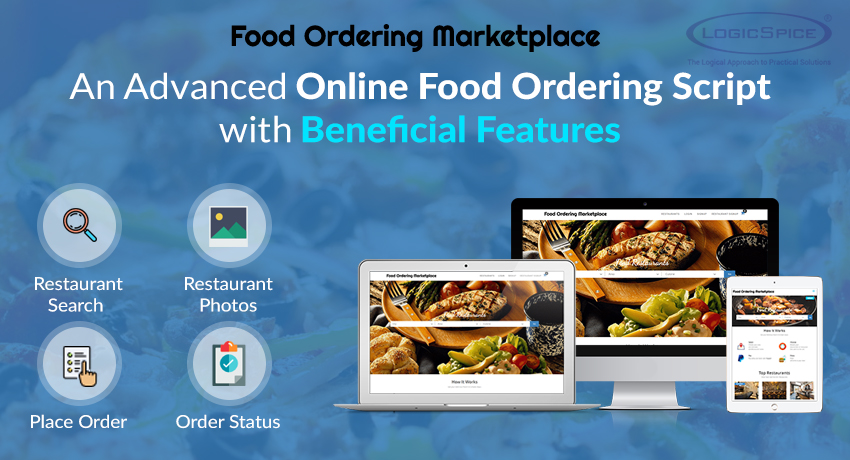 https://www.logicspice.com/products/food-ordering-script website snapshot