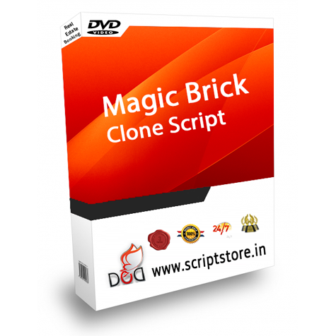 http://phpreadymadescripts.com/shop/magic-brick-clone.html website snapshot