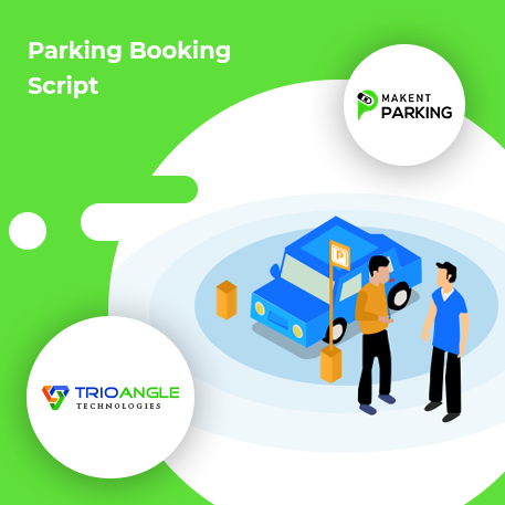 https://www.trioangle.com/parking-booking-script/ website snapshot