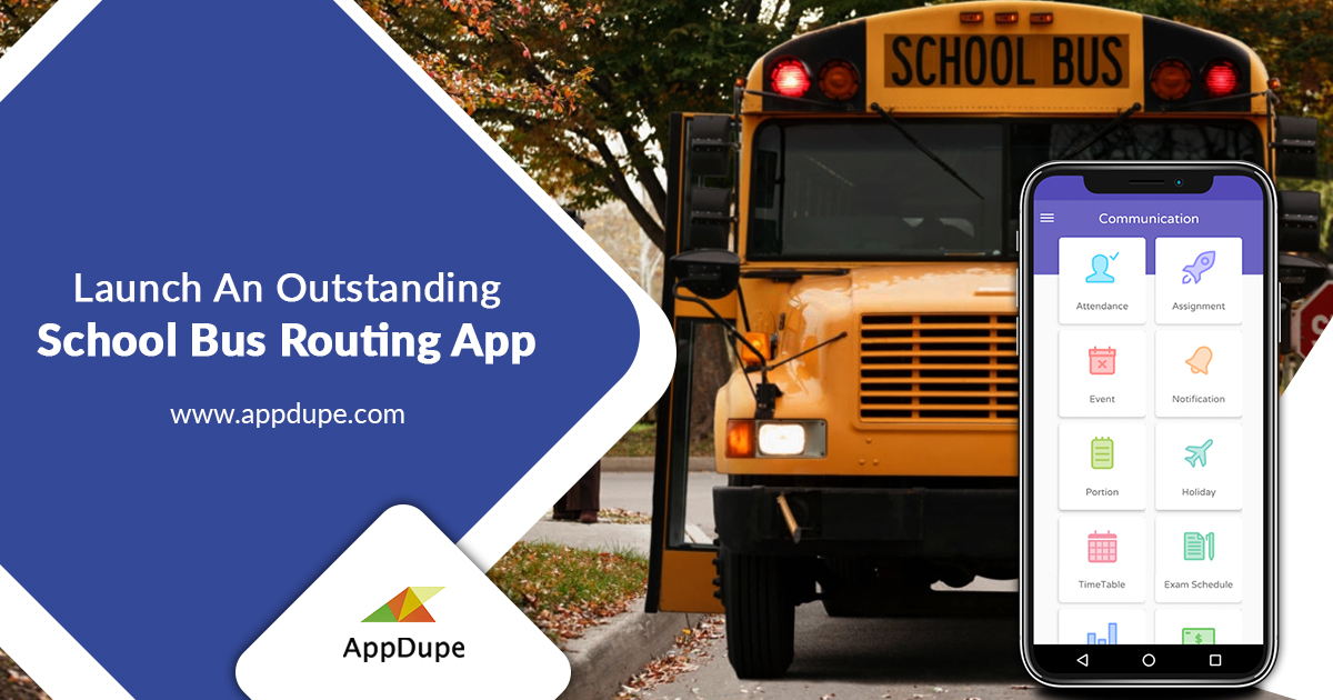 https://www.appdupe.com/school-bus-management-software website snapshot