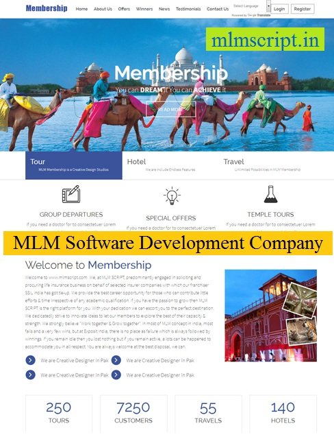 http://www.mlmscript.in/multilanguage-mlm-membership-plan-script.html website snapshot