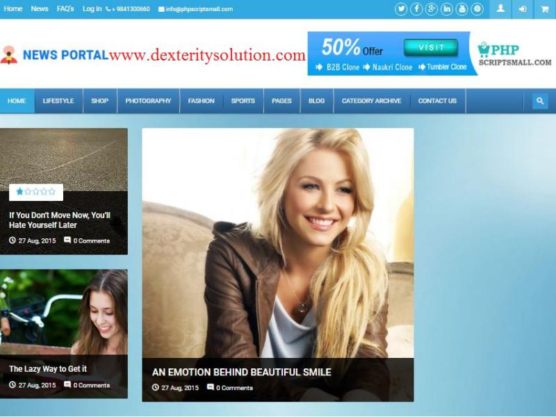 http://www.dexteritysolution.com/news18-hindustantimes-clonescript.html website snapshot