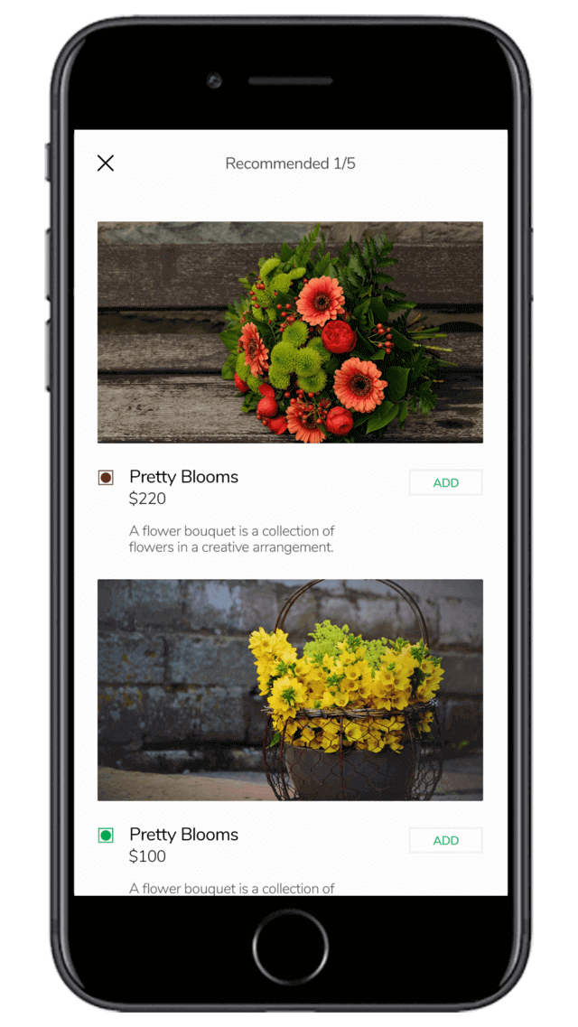 https://www.appdupe.com/uber-for-flower-delivery website snapshot