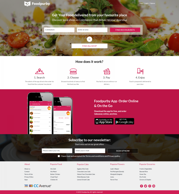 https://www.technoduce.com/restaurant-menu-ordering-application website snapshot