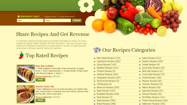 http://recipesscript.info/viewitem.php?ItemID=1 website snapshot