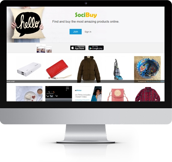 https://appkodes.com/socibuy-perfect-wanelo-clone-social-ecommerce-script/ website snapshot