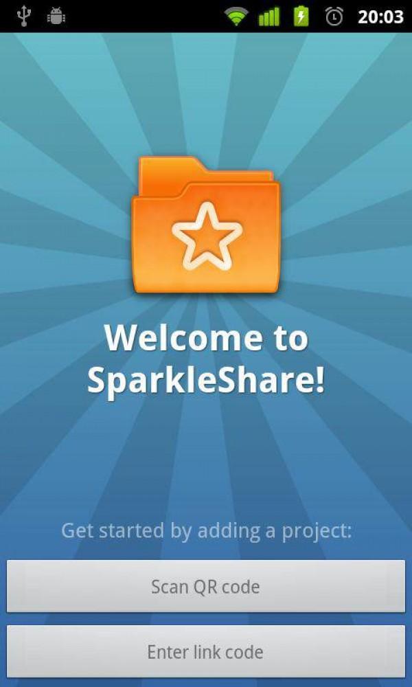 http://sparkleshare.org/ website snapshot
