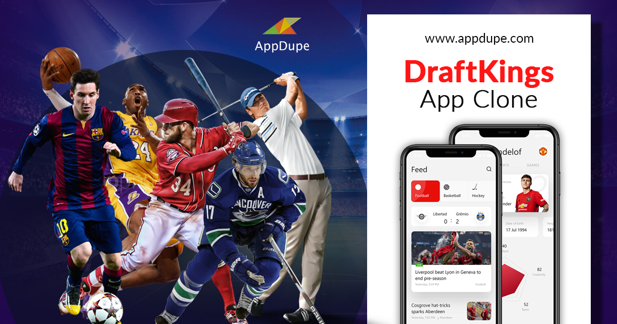 https://www.appdupe.com/draftkings-clone website snapshot