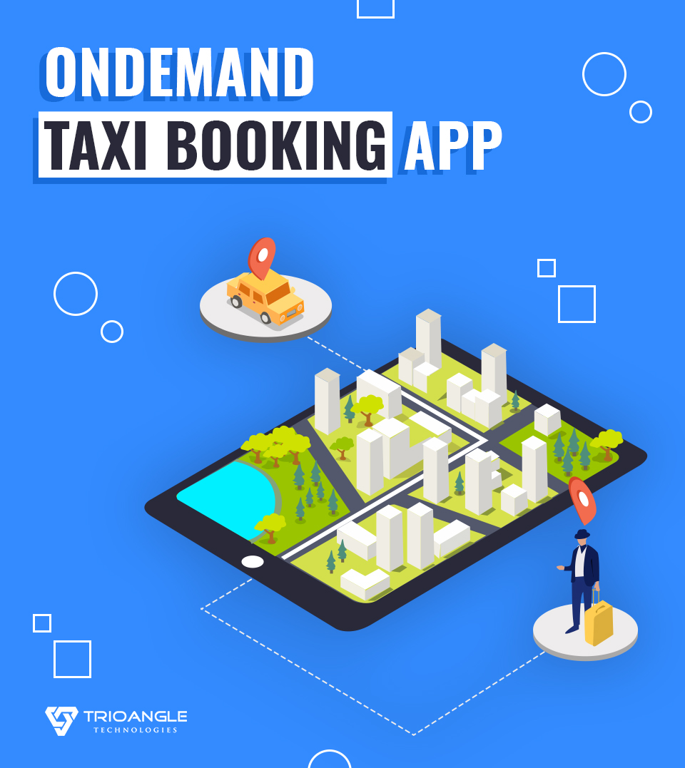 https://www.trioangle.com/on-demand-taxi-booking-app/ website snapshot
