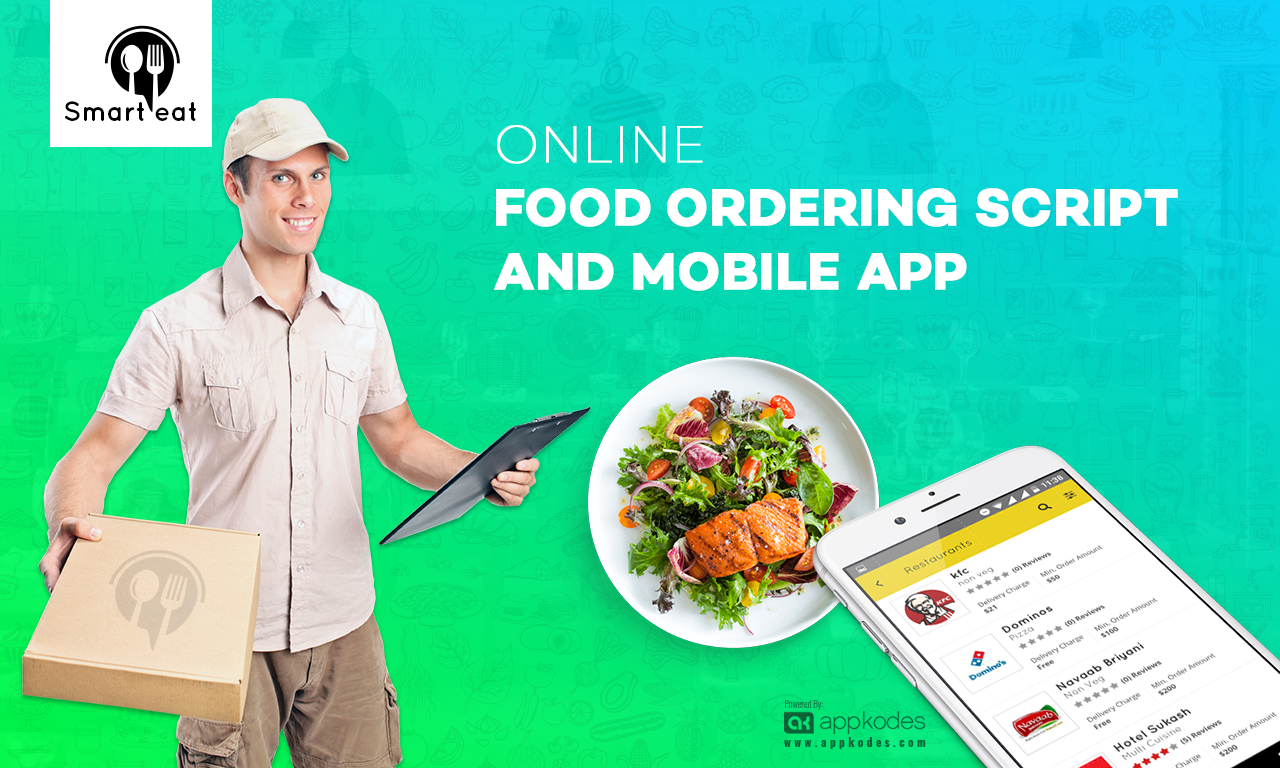 food ordering Clones Search