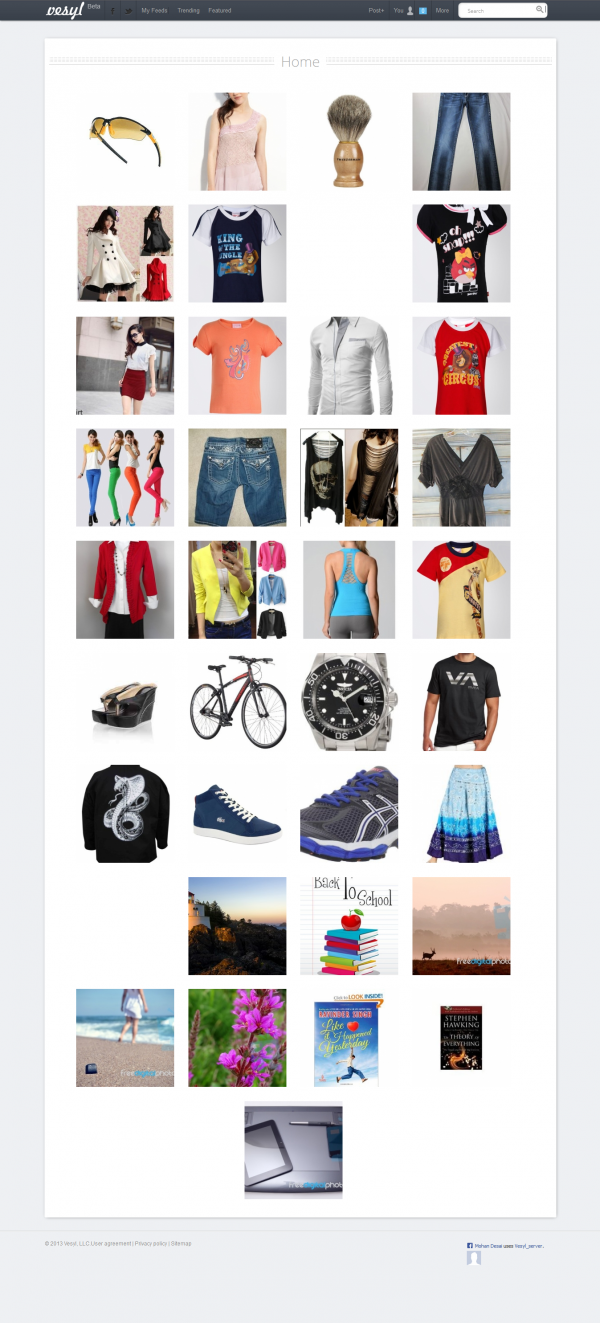 http://www.rebrandone.com/store/products/wanelo-clone/ website snapshot