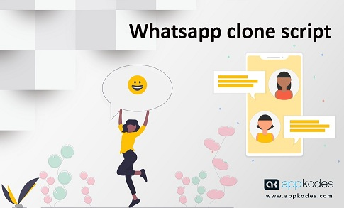https://appkodes.com/whatsapp-clone-script/ website snapshot