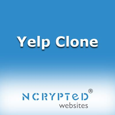 https://www.ncrypted.net/yelp-clone website snapshot