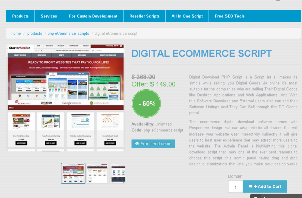 http://www.phpscriptsmall.com/content/products/96-digital-eCommerce-script.php website snapshot