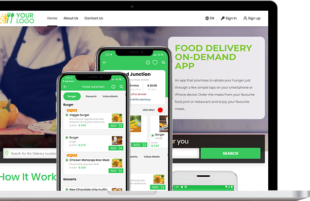 https://www.v3cube.com/talabat-ifood-clone/ website snapshot