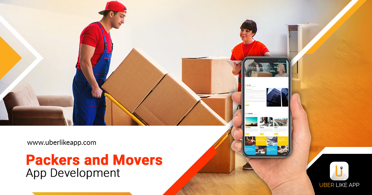 https://www.uberlikeapp.com/packers-and-movers-app-development website snapshot